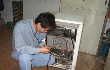 专业维修海尔洗衣机